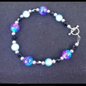 5/$25  Handmade beaded bracelet
